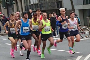 New Marathon Club Record