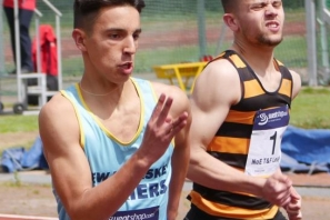 T&F League Match 2- Jarrow – 4th June 2017