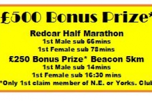 New Marske Harriers' Road Races 2017